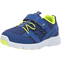 Stride Rite Unisex-Child Boys Ocean Girl's and Boy's Machine Washable Athletic Sneaker