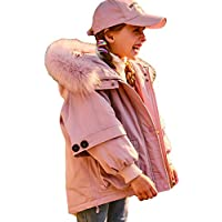 New Winter Outfit Apple Green Girl Pink Little Girl Down Jacket,Medium and Large Children's Clothing,Pink,120