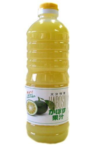かぼす果汁(1000ml入)
