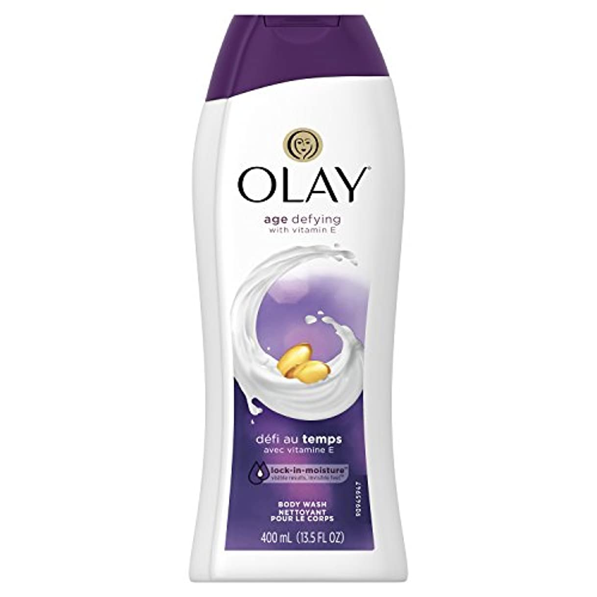 ぼろハリケーン愚かolay age defying body wash 13.5fl