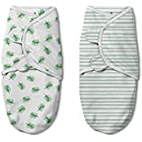 SwaddleMe Original Swaddle Luxe Edition 2-PK - Tropical (SM)
