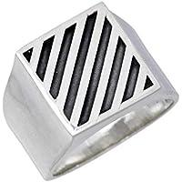 KEN BLOOD ケンブラッド シルバー リング 印台 メンズ 指輪 15~25号 KR-280