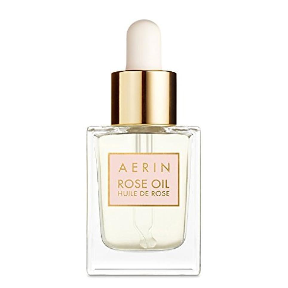 ラフ関連付ける増強するAERIN Rose Oil(アエリン ローズ オイル) 1.0 oz (30ml) by Estee Lauder for Women
