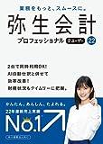 弥生会計 22 プロフェッショナル 2ユーザー パッケージ版