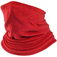 Jnvny Cycling Scarf Sun UV Protection Neck Gaiter Half Face Cover Anti-Dust Windproof for Hiking Outdoor 2-Layers