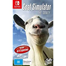 Goat Simulator the GOATY - Nintendo Switch