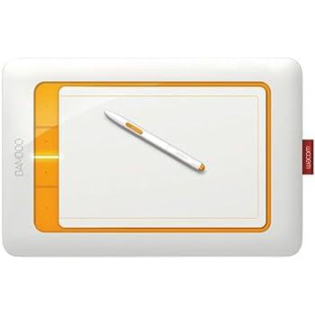 Wacom ペンタブレット Mサイズ フォトショップエレメンツ&ペインターエッセンシャルズ付属 BambooFun CTH-661/W0