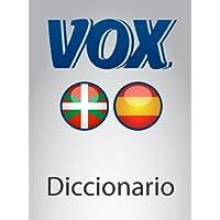 Hiztegi Handia Euskara-Castellano VOX (VOX dictionaries) (Spanish Edition)