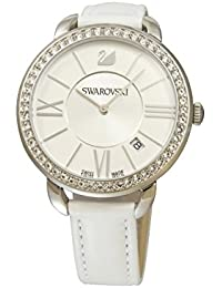 [スワロフスキー]SWAROVSKI 腕時計 アイラ デイ ホワイト クォーツ ホワイトストラップ 5095938 レディース 【並行輸入品】