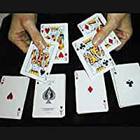 ●手品?マジック関連●カードパフォーマンス●R-07