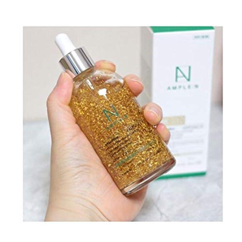 モンゴメリー繊維固有のアンプルN 24Kゴールドショットアンプル100ml 韓国コスメ、Ample:N 24K Gold Shot Ampoule 100ml Korean Cosmetics [並行輸入品]