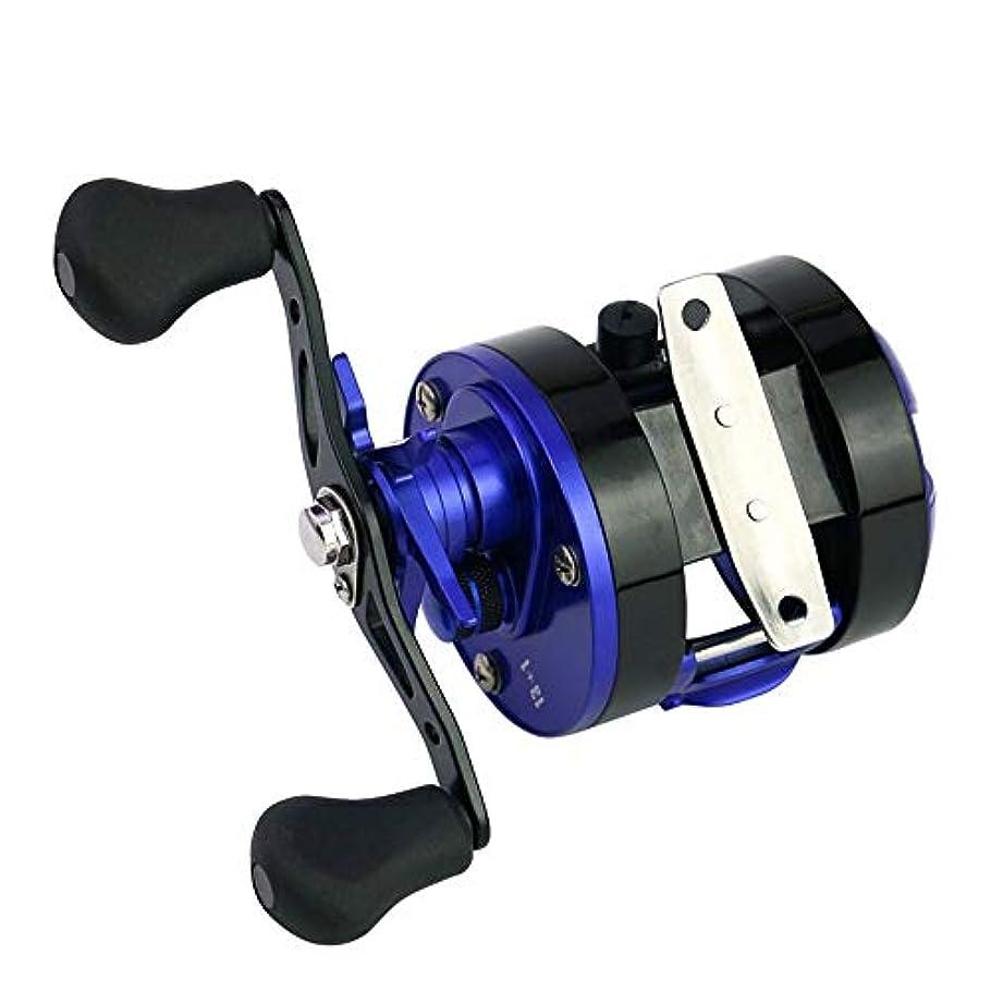 どこ生じる売上高CLAUDIAR 釣りギアドラムホイールLeiqiangホイールロードアジアの黒魚ホイール釣りホイールアンカー魚 (Size : 3000 type right hand)
