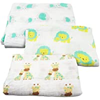 Born to Nurture - Ultra-Soft, 100% Muslin Swaddling Receiving Blanket - by Born to Nurture
