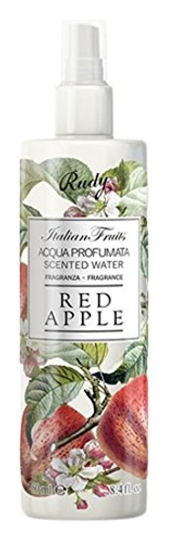切手消化器敬の念RUDY Italian Fruits Series ルディ イタリアンフルーツ Body Mist ボディミスト Red Apple