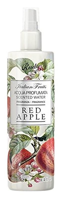 便益奇跡的な神経衰弱RUDY Italian Fruits Series ルディ イタリアンフルーツ Body Mist ボディミスト Red Apple