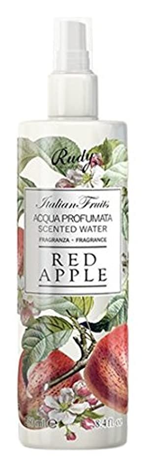 絶えずジャンクション提案RUDY Italian Fruits Series ルディ イタリアンフルーツ Body Mist ボディミスト Red Apple