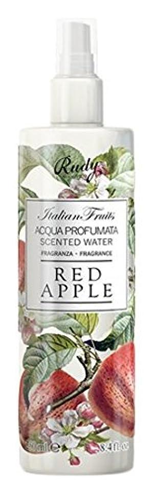 基準公然と議論するRUDY Italian Fruits Series ルディ イタリアンフルーツ Body Mist ボディミスト Red Apple