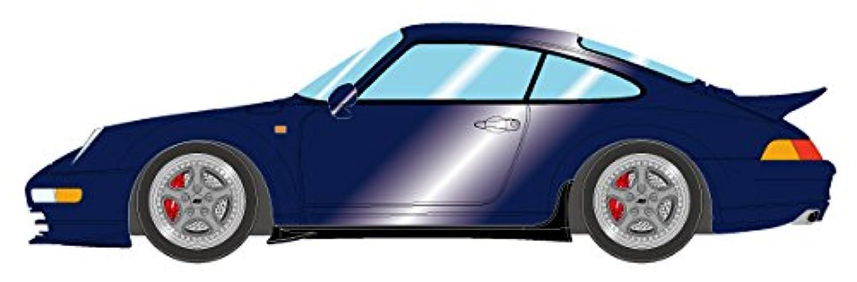 VISION 1/43 ポルシェ 911 (993) カレラ RS 1995 ミッドナイトブルーメタリック 完成品