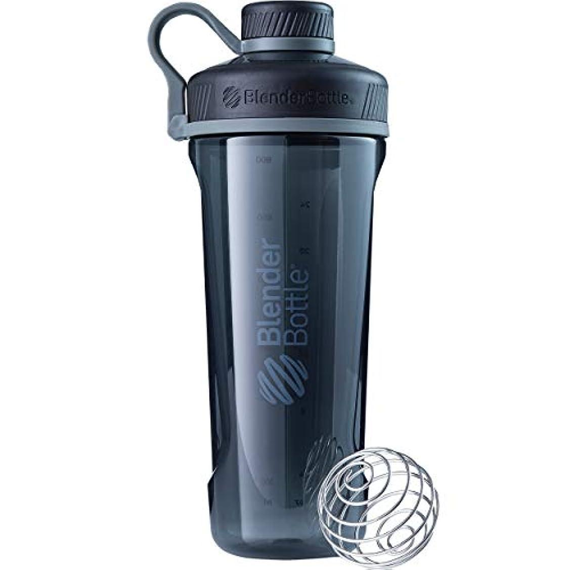 最終的に難しい見物人ブレンダーボトル 【日本正規品】 ミキサー シェーカー ボトル RADIAN (Tritan) 32オンス (940ml) ブラック BBRDT32 BK