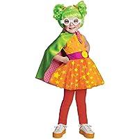[ルービーズ]Rubie's Lalaloopsy Deluxe Dyna Might Costume 886585T-P [並行輸入品]