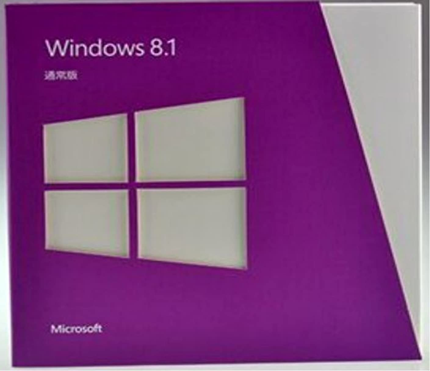 中間種密度Windows 8.1 通常版 日本語 [並行輸入品]