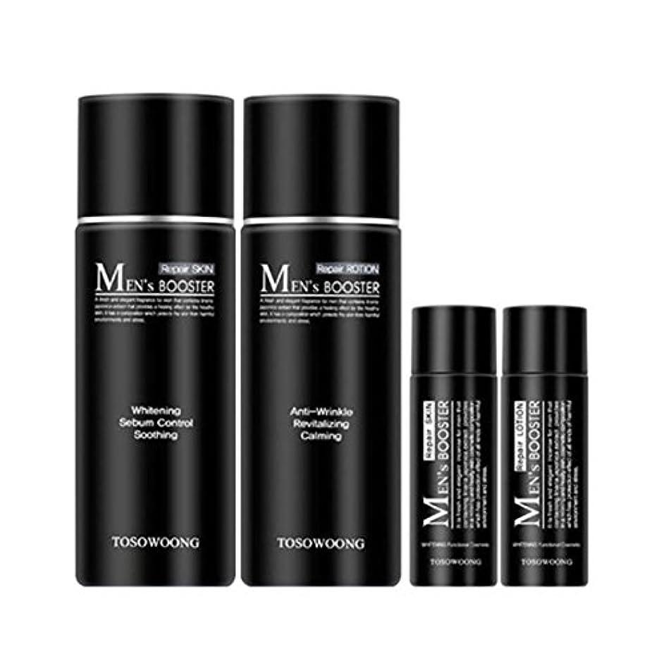 策定するダム勝者トソウン・マンズ・ブースタースキン(150+30ml) ローション(150+30ml)、男性用化粧品、Tosowoong Men's Booster Skin(150+30ml) Lotion(150+30ml) [並行輸入品]