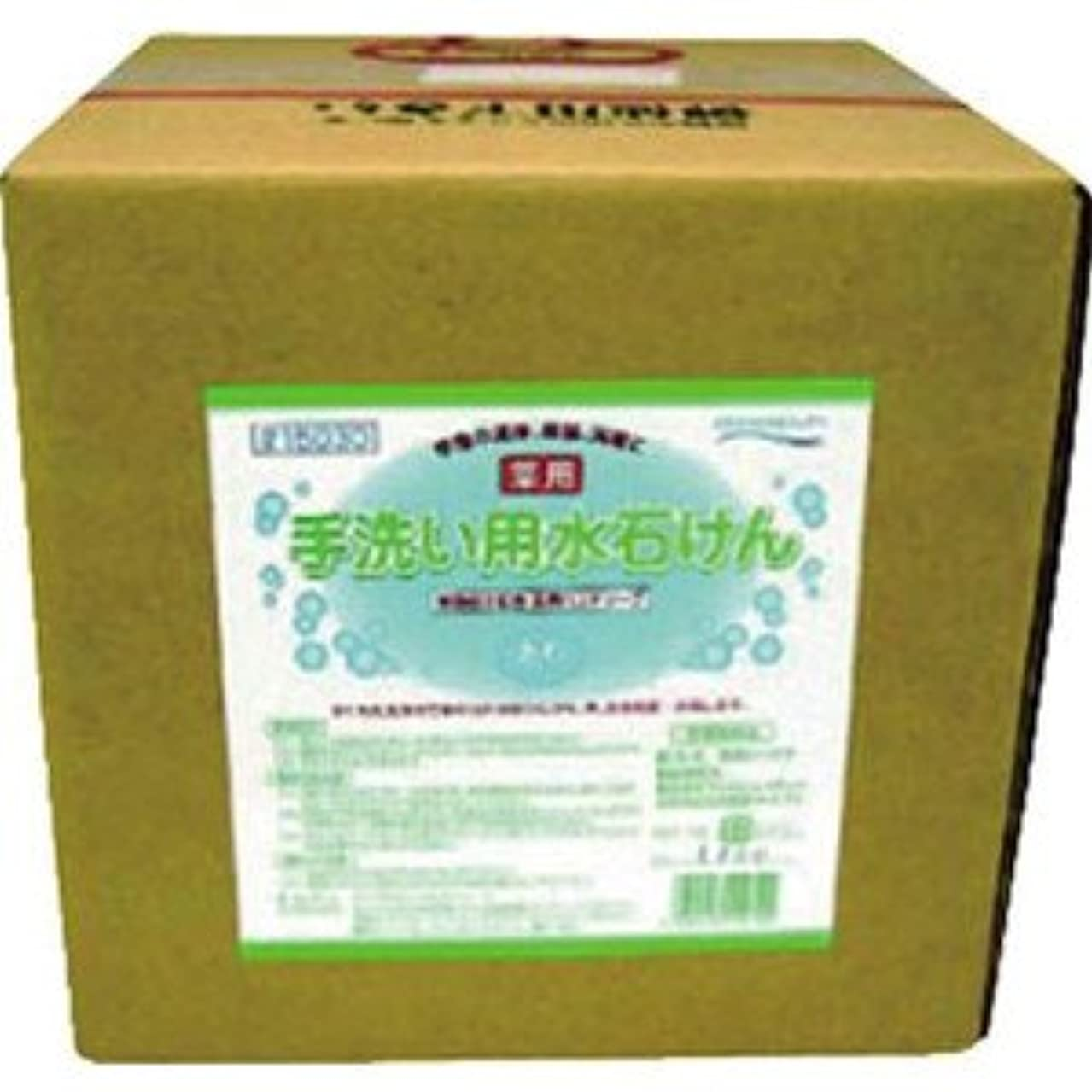 粘液スタジオ忠実な医薬部外品 泡タイプの薬用ハンドソープ 手洗い用水石けん18L 15030