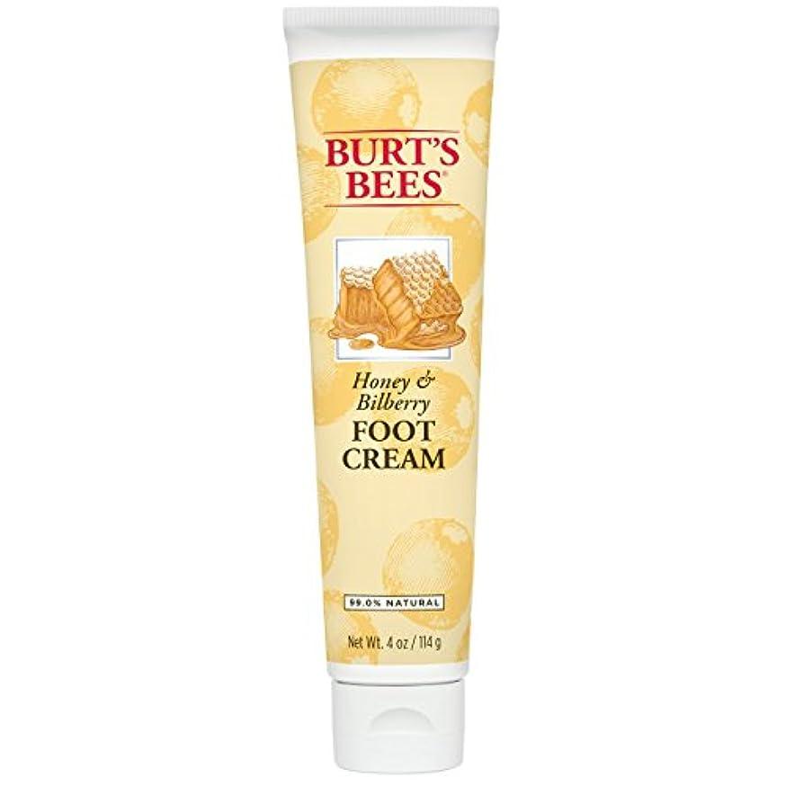 逆説レールソロバーツビーズ フットクリーム (Honey & Bilberry Foot Cream4oz)