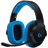ゲーミングヘッドセット Logicool ロジクール G233 ブラック 軽量 2.1chステレオ高音質  PS4/PC/Xbox/Switch/スマホ 国内正規品 2年間メーカー保証