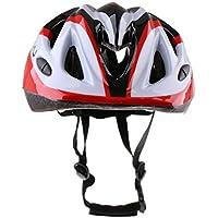 SunniMix 子供用 調節可能 ローラースケート 安全ヘルメット スケートボード サイクリング アウトドア 怪我低減 全3色選べ
