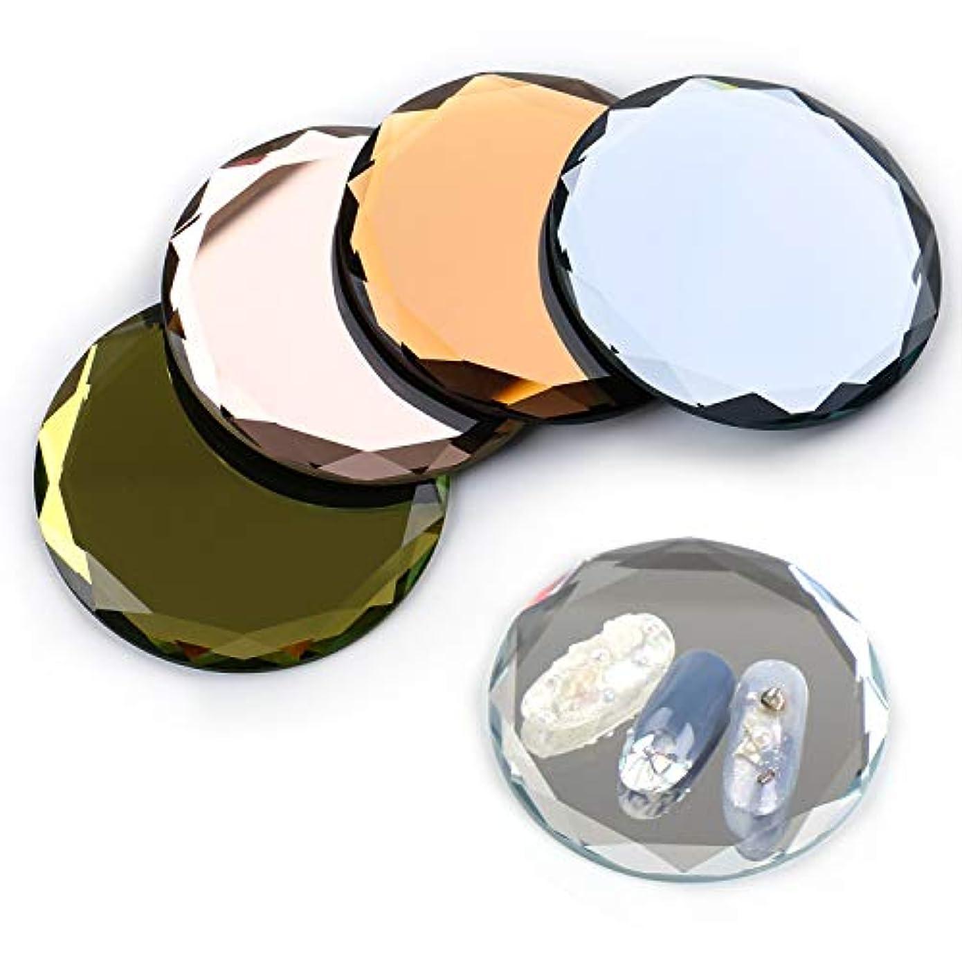 バンサミットペリスコープネイル パレット ミラーパレット 選べる5色 (A.グレー)