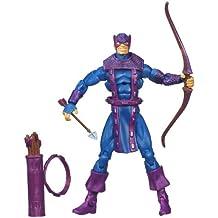 Marvel Universe Series 5 Action Figure 12 Dark Hawkeye 9.5cm