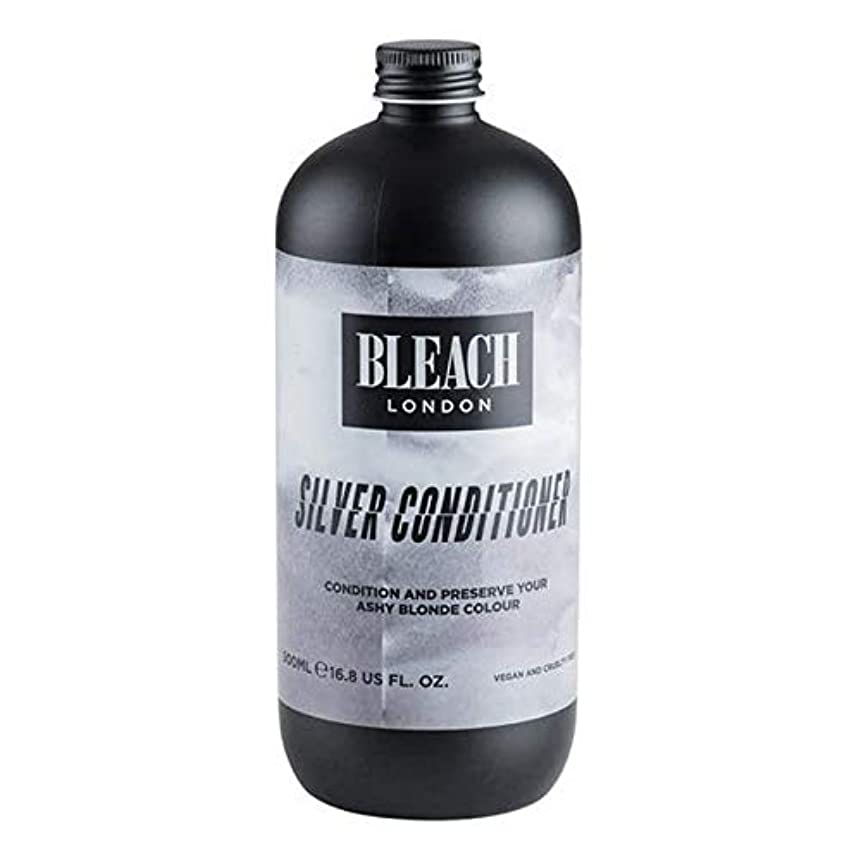 感嘆殺すも[Bleach London ] 漂白ロンドン銀コンディショナー500ミリリットル - Bleach London Silver Conditioner 500ml [並行輸入品]