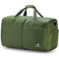 NEEKFOX 折りたたみ 旅行バッグ トラベルバッグ 折りたたみバッグ 大容量 軽量 防水 コンパクト 旅行 出張 整理用 60L