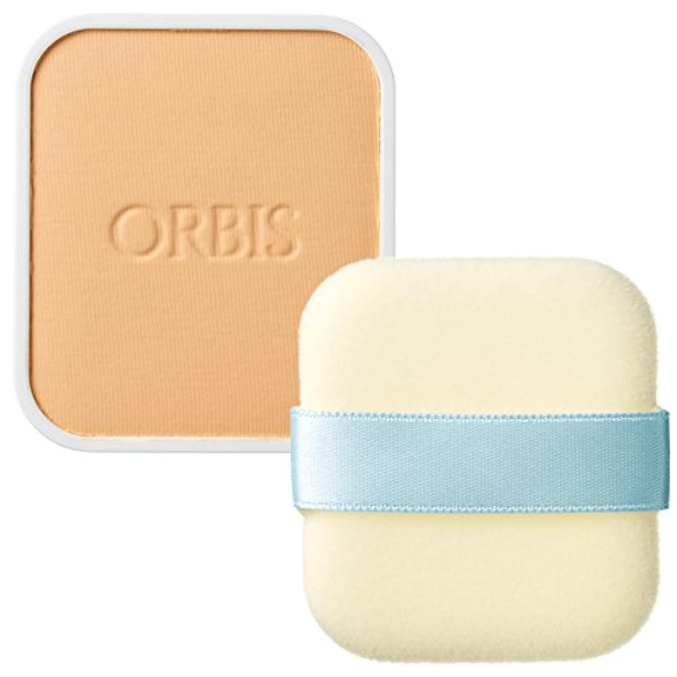 期待はぁ医学オルビス(ORBIS) クリアパウダーファンデーション(リフィル?専用パフ付) ナチュラル02 11g SPF15/PA+ ◎ニキビ肌用ファンデーション◎