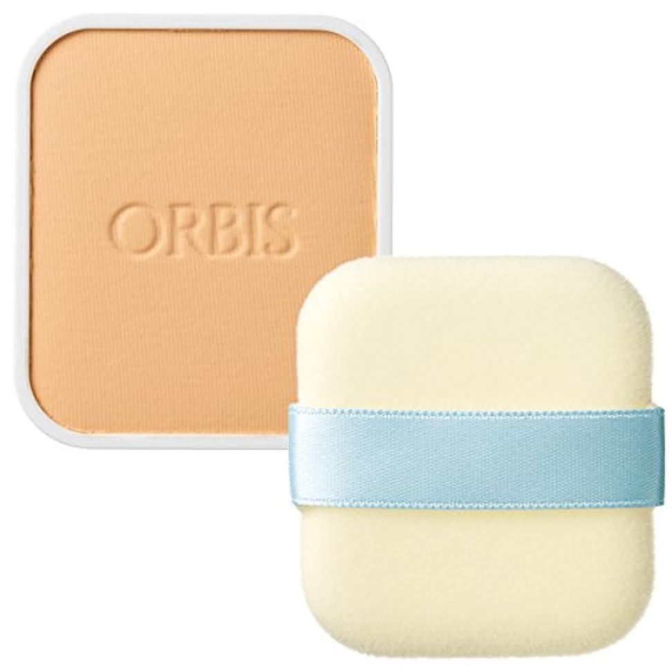 オルビス(ORBIS) クリアパウダーファンデーション(リフィル?専用パフ付) ナチュラル02 11g SPF15/PA+ ◎ニキビ肌用ファンデーション◎