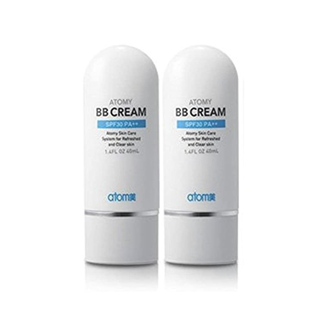内なる支出名義でアトミ化粧品 アトミBBクリームSPF30 PA++40ml x 2本, Atomy Cosmetic Atomy BB Cream SPF30 PA++ 40ml x 2pcs, Atomi Cosmetic Atom...