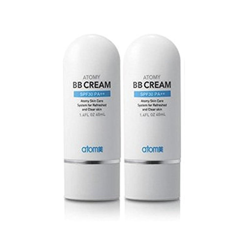 できたペスト薄めるアトミ化粧品 アトミBBクリームSPF30 PA++40ml x 2本, Atomy Cosmetic Atomy BB Cream SPF30 PA++ 40ml x 2pcs, Atomi Cosmetic Atom...
