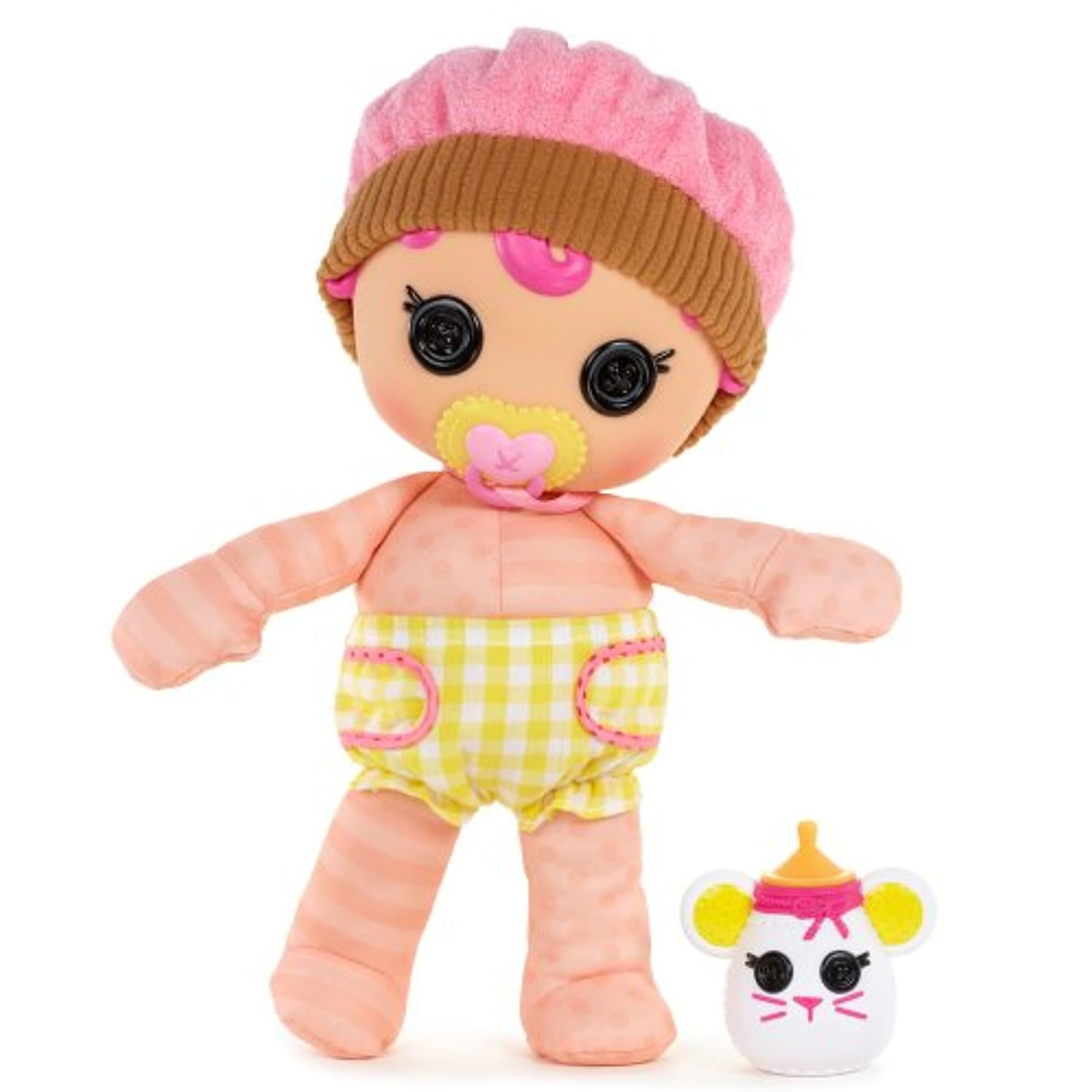 Lalaloopsy - Babies - Crumbs Sugar Cookie - Poupon 28 cm (Import Royaume-Uni)