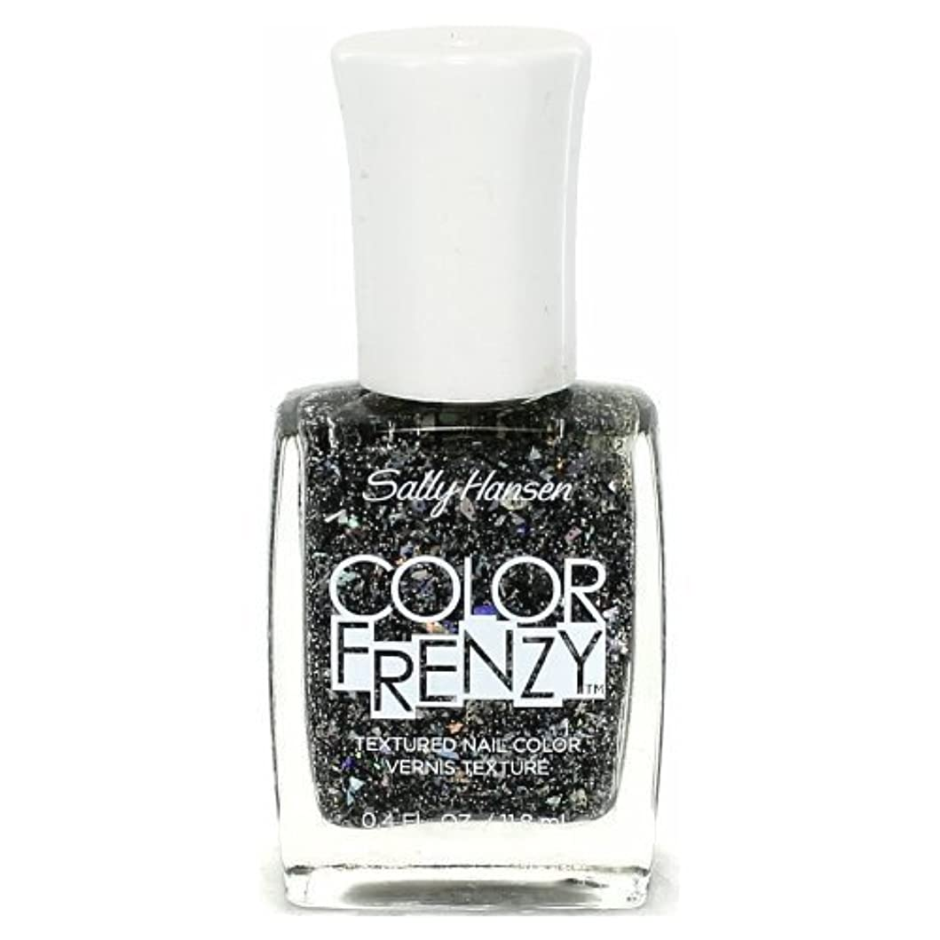 おなじみのマトリックスメンバーSALLY HANSEN Color Frenzy Textured Nail Color - Spark & Pepper (並行輸入品)