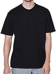 KANGOL(カンゴール) 別注 ロゴ刺繍 メンズ 半袖Tシャツ クルーネック ボックスロゴ カットソー