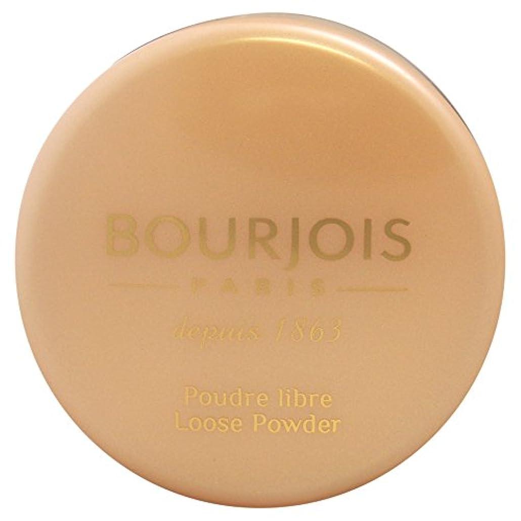 レクリエーション噛む高いブルジョワ ルースパウダー 02 ロジー BOURJOIS LOOSE POWDER ROSY [0238] [並行輸入品]