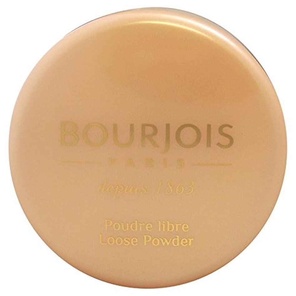悪名高い物足りない水星ブルジョワ ルースパウダー 02 ロジー BOURJOIS LOOSE POWDER ROSY [0238] [並行輸入品]