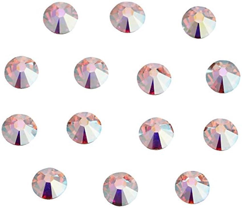 影のある明らかにするたとえネイルアートパーツ クリスタルAB SS7:2.1~2.3mm 240P