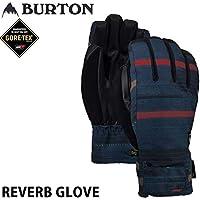 BURTON(バートン) スノーボード 5本指 グローブ ゴアテックス バートン BURTON REVERB GORTEX GLOVE/CHECKYOSELF (18-19 2019) スノーボード グローブ【C1】