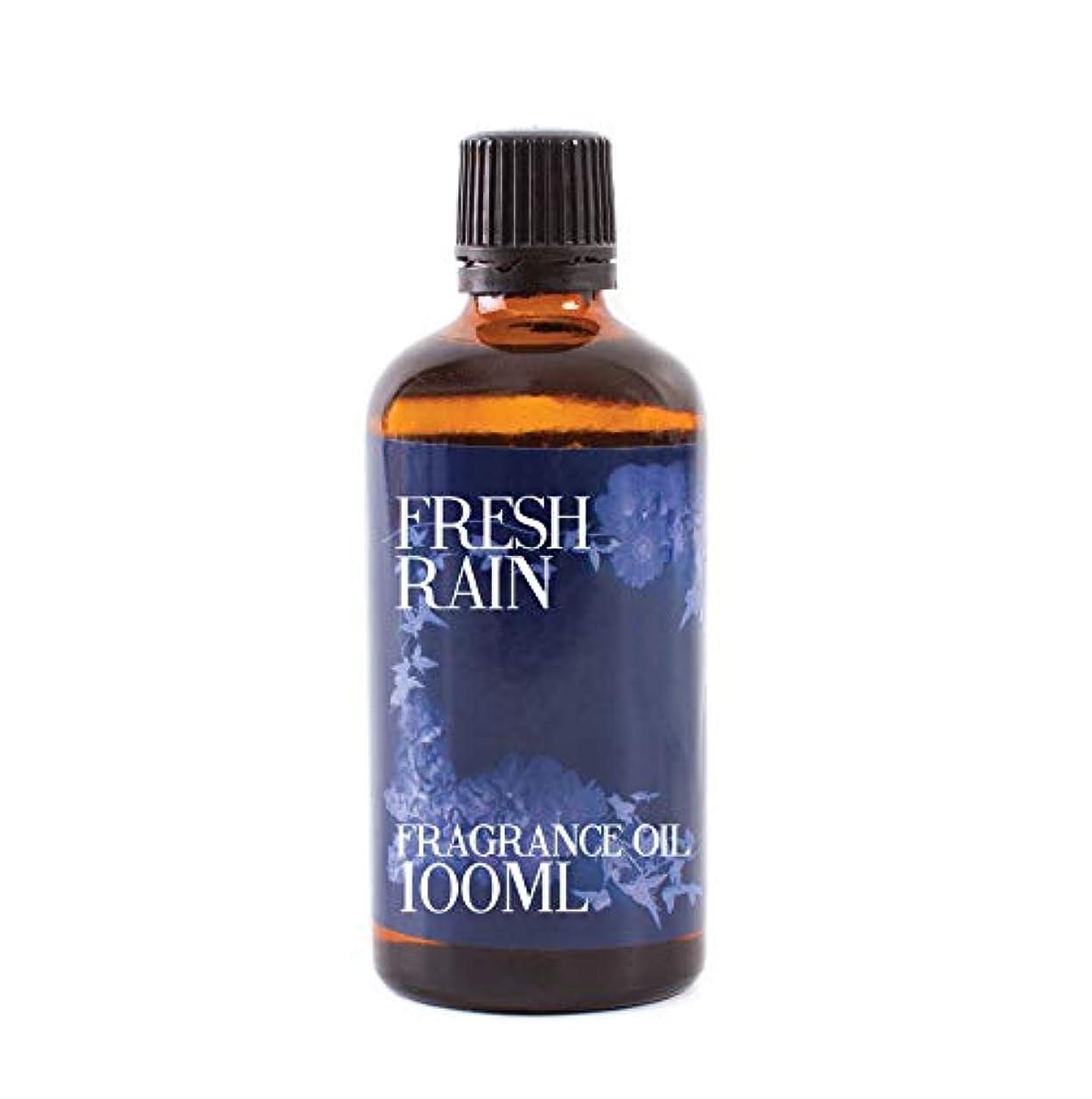 暗黙ハリウッド動かすMystic Moments   Fresh Rain Fragrance Oil - 100ml