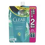 CLEAR(クリア) ピュア スカルプ コンディショナー 詰替え用 600g