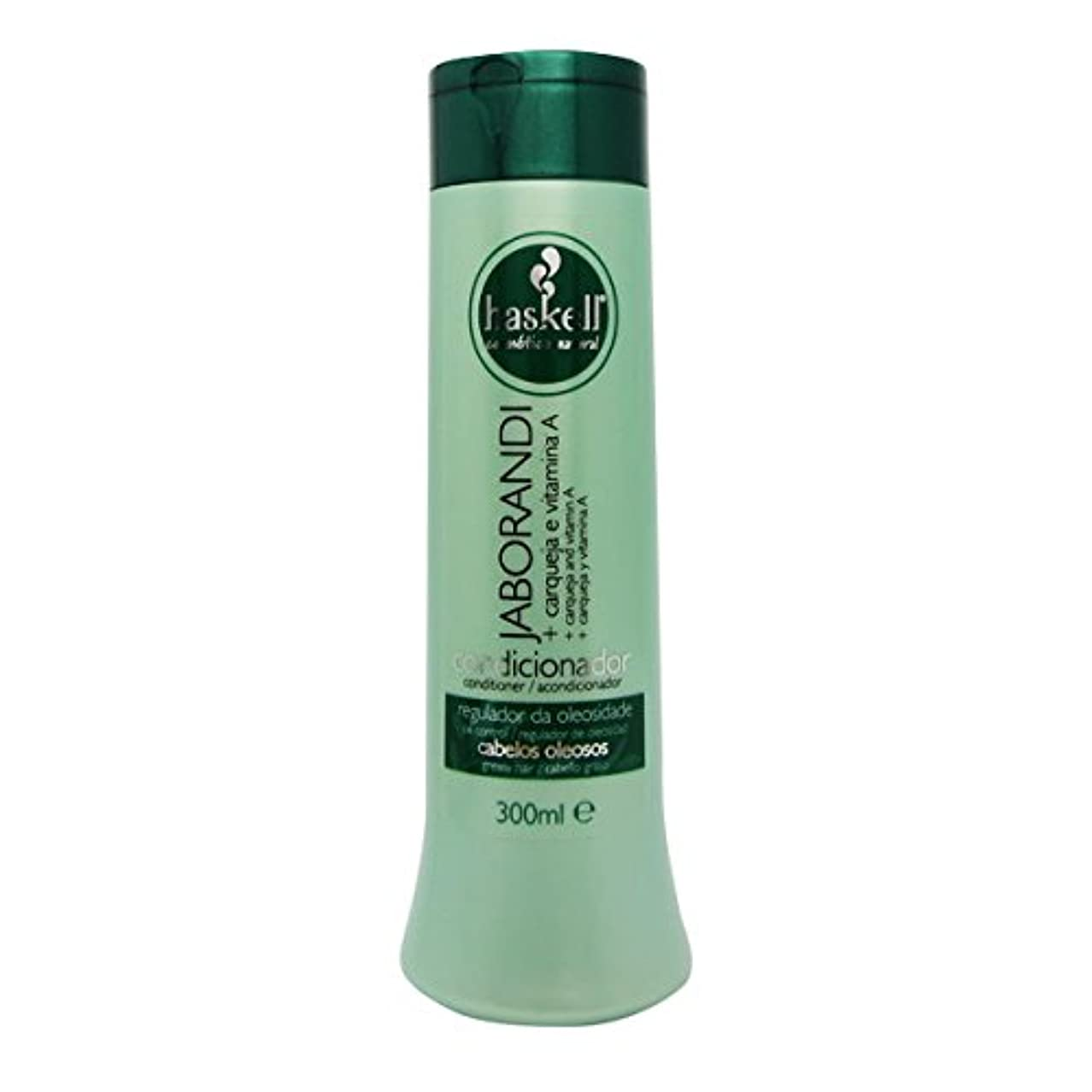 優勢先祖王族Haskell Jaborandi Conditioner 300ml [並行輸入品]