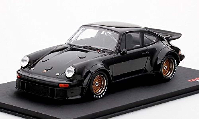 1976 Porsche 934 inブラックResin Model in 1 : 18スケールby Topspeed