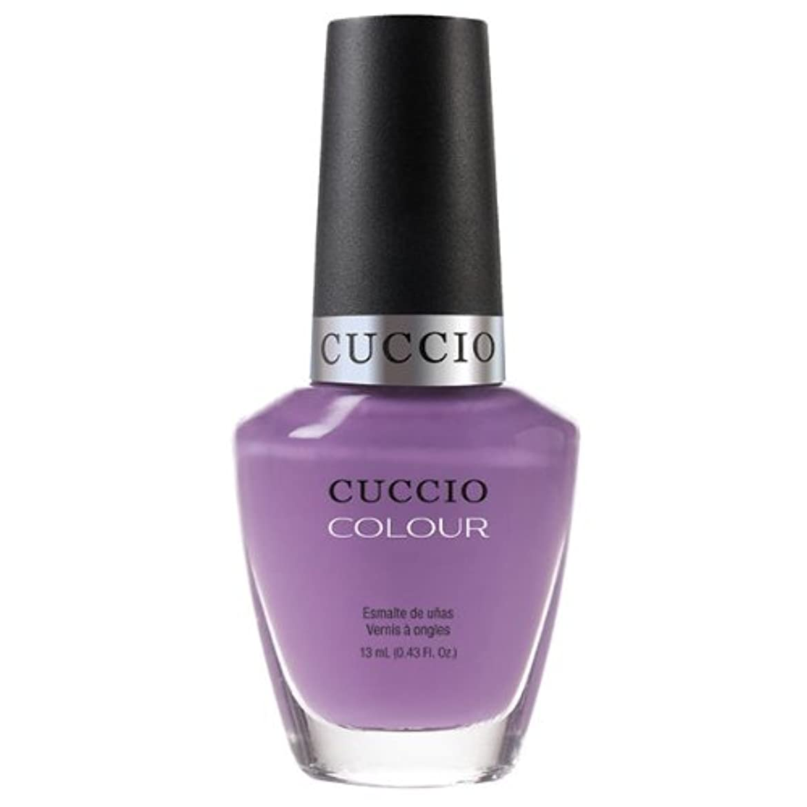 初期征服増幅するCuccio Colour Gloss Lacquer - Cheeky in Helsinki - 0.43oz / 13ml